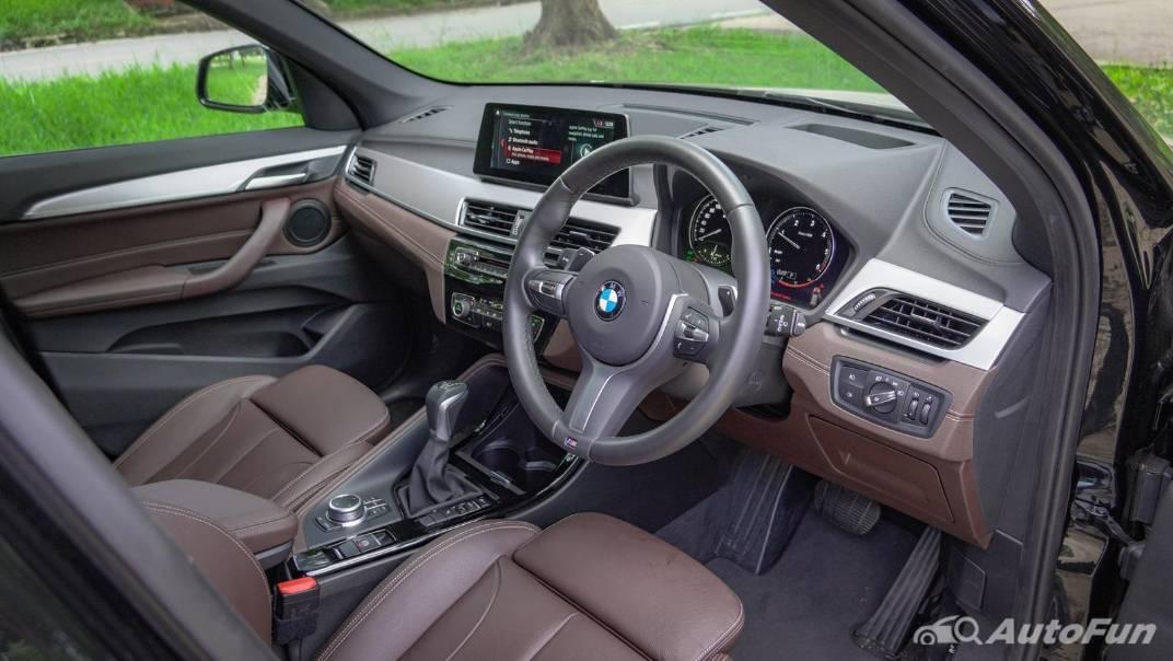 2021 BMW X1 2.0 sDrive20d M Sport Interior 007
