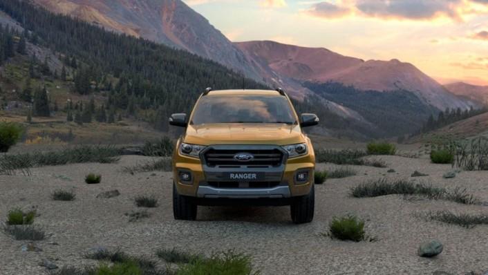 Ford Ranger Public 2020 Exterior 002