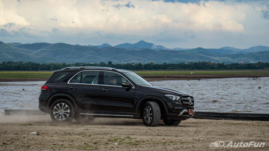 2021 Mercedes-Benz GLE-Class 350 de 4MATIC Exclusive Exterior 036