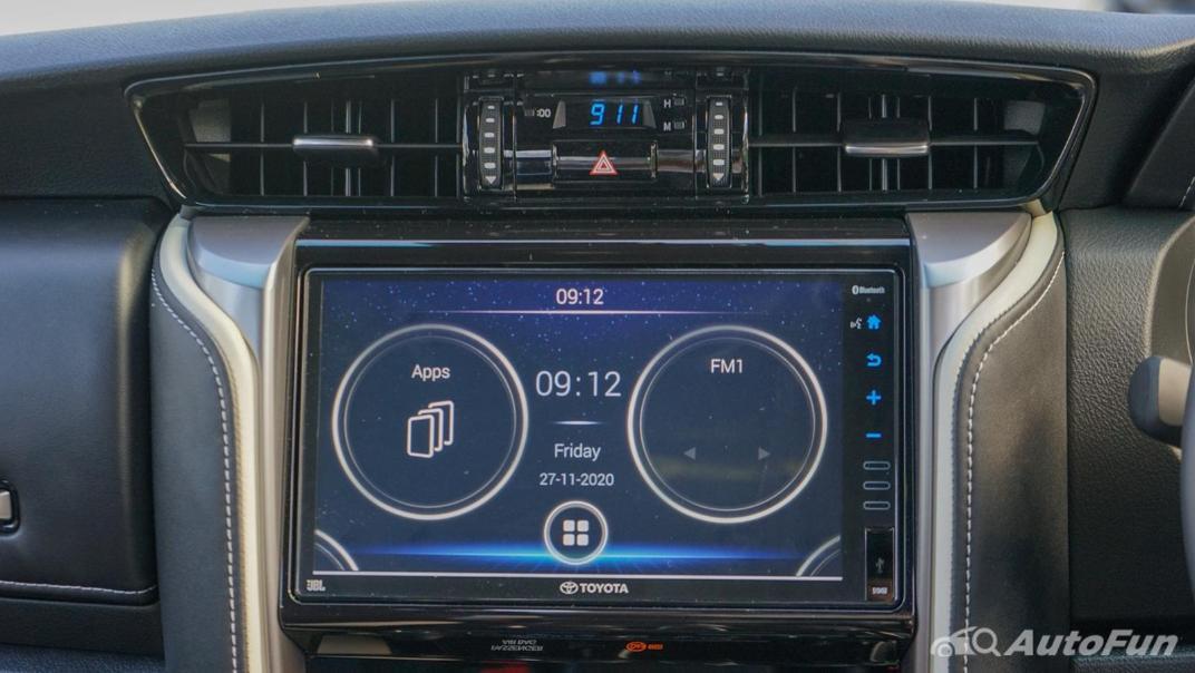 2020 Toyota Fortuner 2.8 Legender 4WD Interior 022