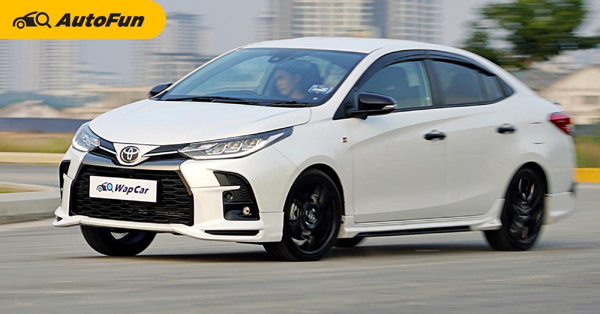 ลองขับ 2021 Toyota Vios GR-S จากมาเลเซีย เผยข้อดี ตีแผ่ข้อเสีย ยังแรงสู้ Vios Turbo ไม่ได้ 01