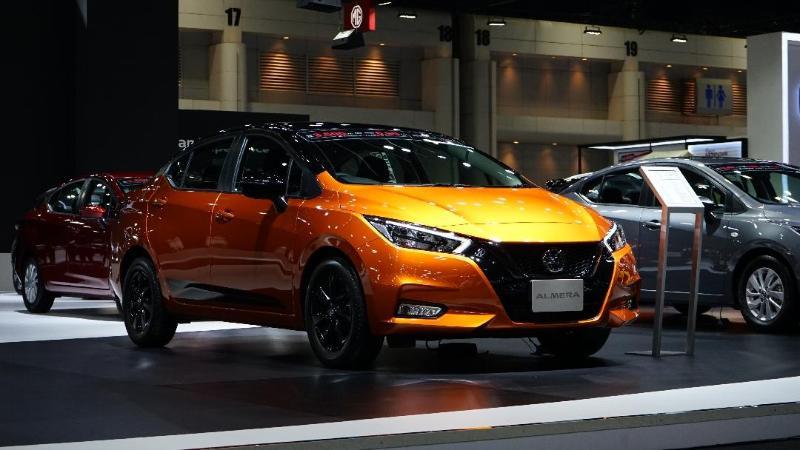 เทียบรุ่นแต่ง 2021 Honda City Modulo VS Nissan Almera N-Sport ราคาเพิ่ม 1-2 หมื่น เราแนะนำให้รอตัว Nismo ดีกว่า 02