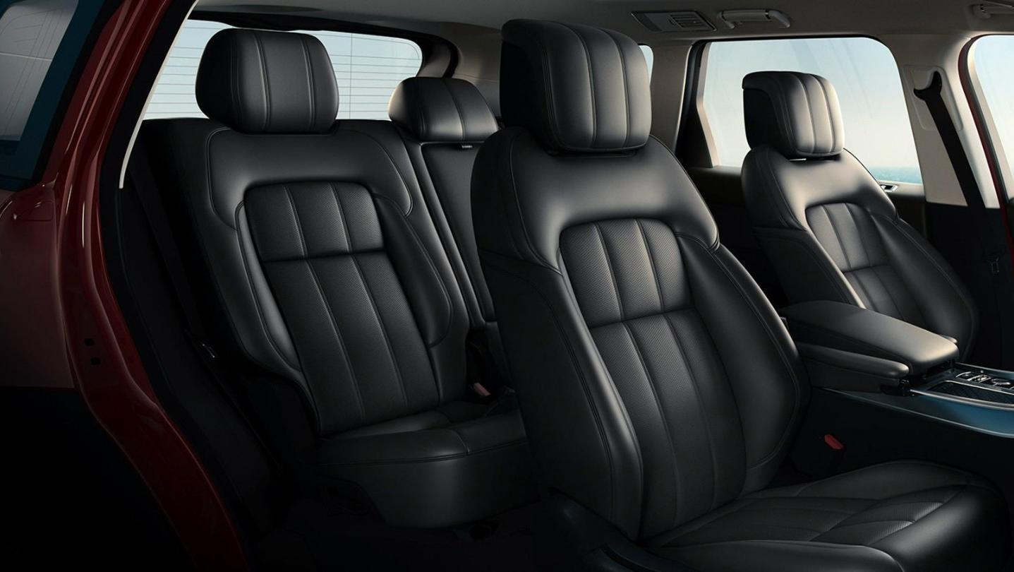 Land Rover Range Rover Sport 2020 Interior 012