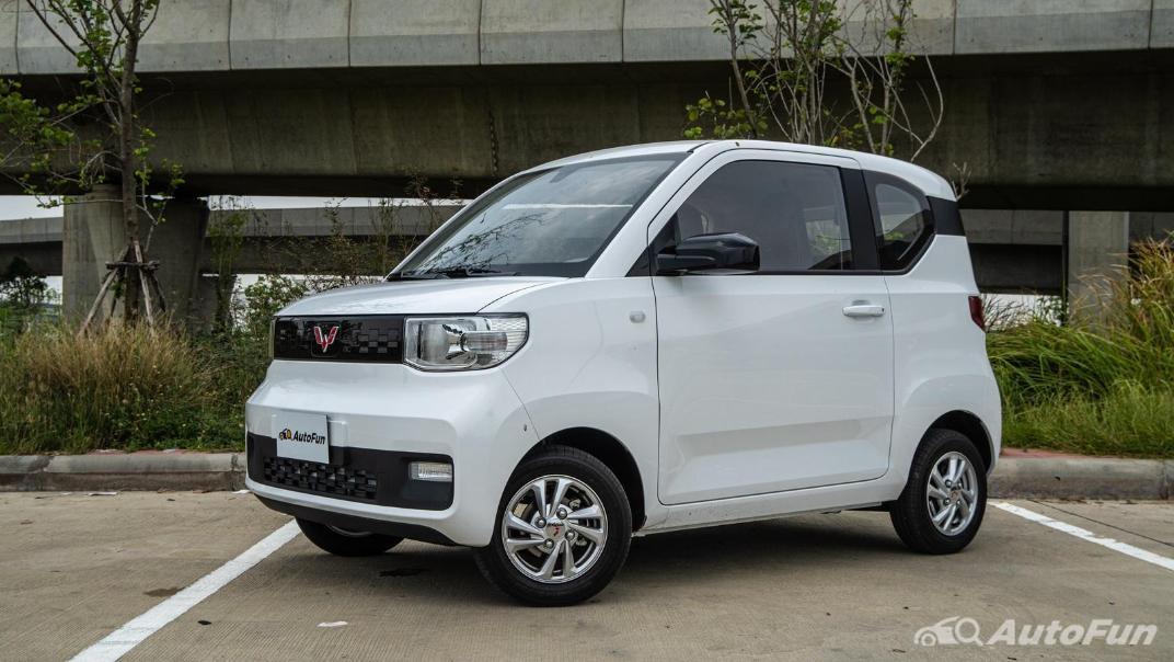 2020 Wuling Mini EV Exterior 010