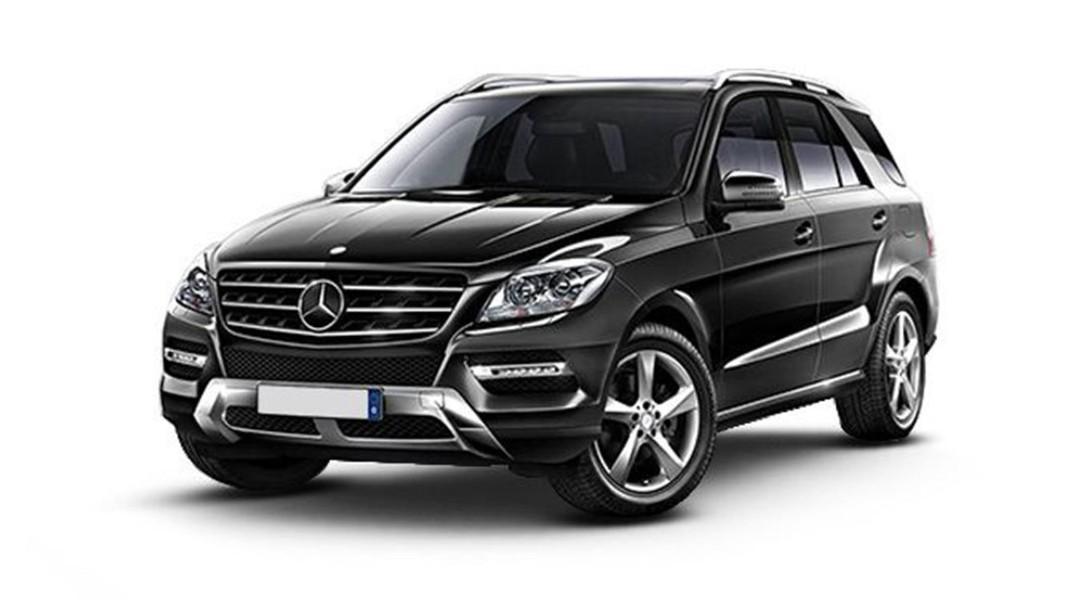 Mercedes-Benz M-Class 2020 Exterior 001