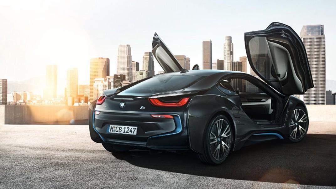 BMW I8 2020 Exterior 011