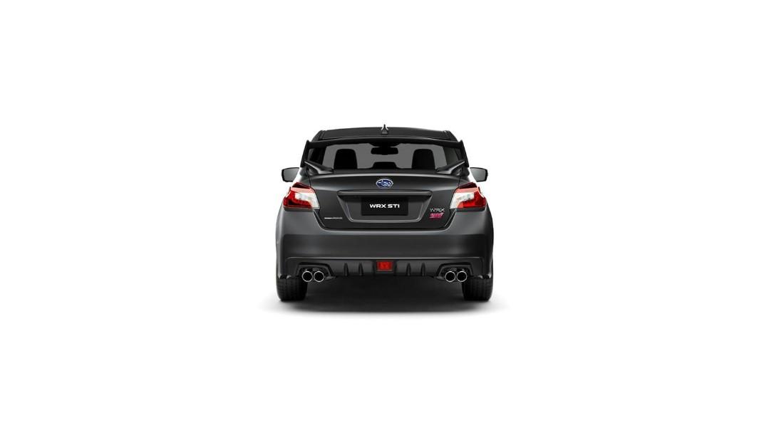 Subaru WRX-STI 2020 Exterior 003