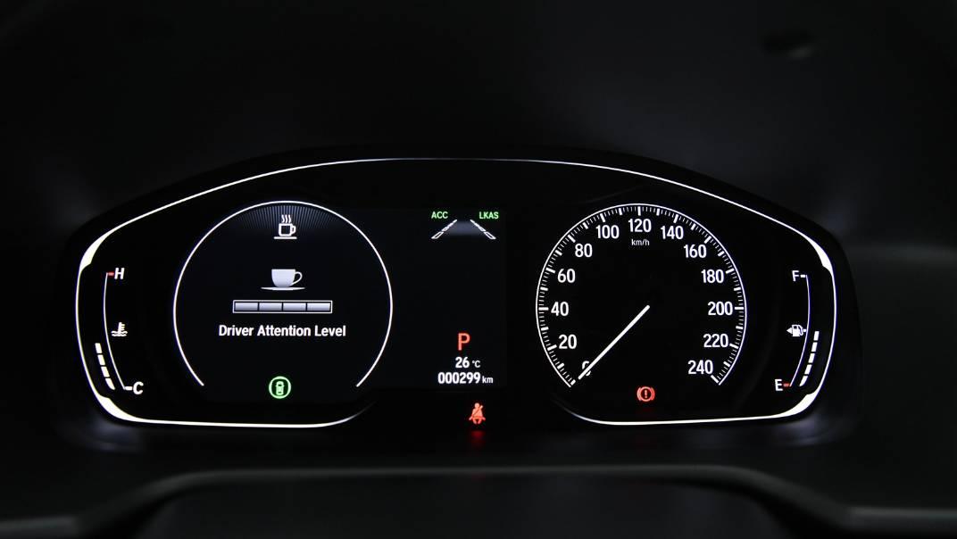 2021 Honda Accord 1.5 Turbo EL Interior 024