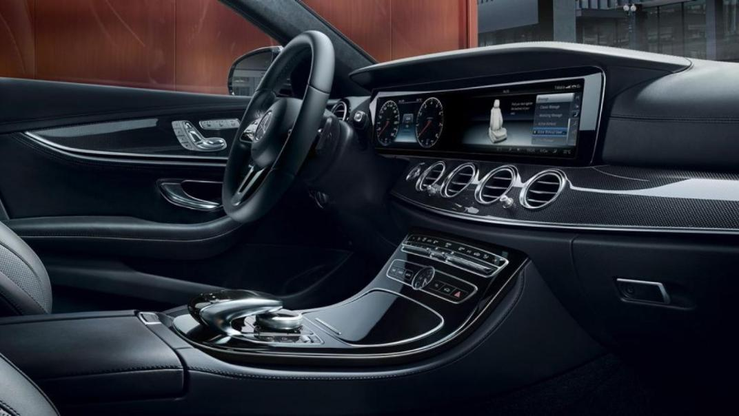 Mercedes-Benz E-Class Saloon 2020 Interior 007