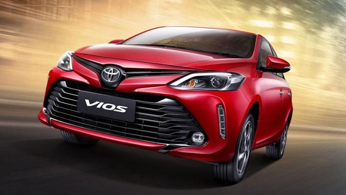 Toyota Vios 2020 Exterior 001