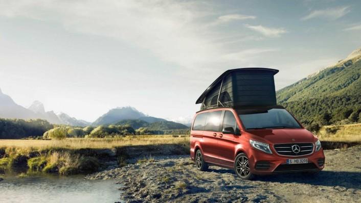 Mercedes-Benz V-Class 2020 Exterior 004