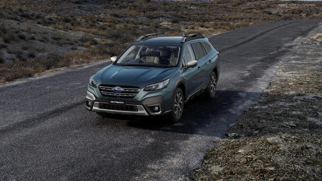 2021 Subaru Outback 2.5i-T EyeSight Exterior 001