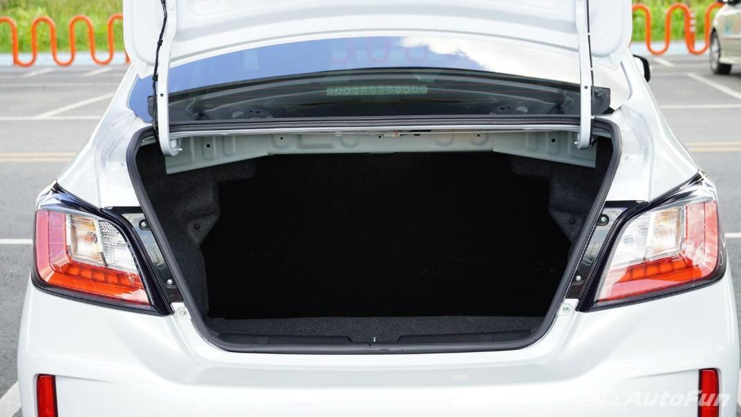 2020 1.2 Mitsubishi Attrage GLS-LTD CVT Exterior 050