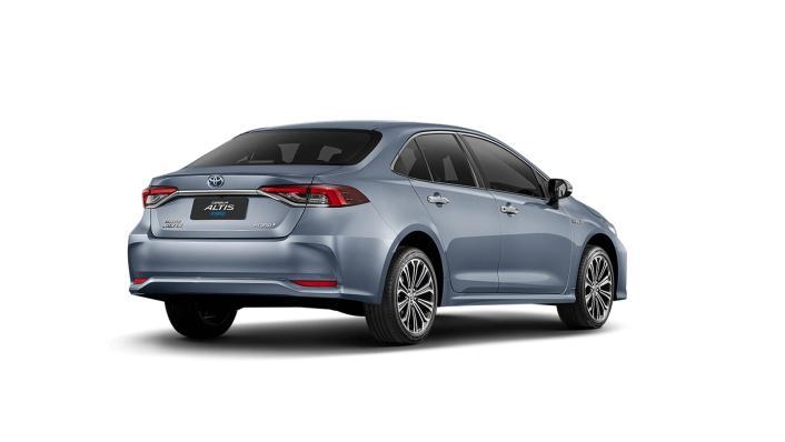 Toyota Corolla Altis 2021 Exterior 005