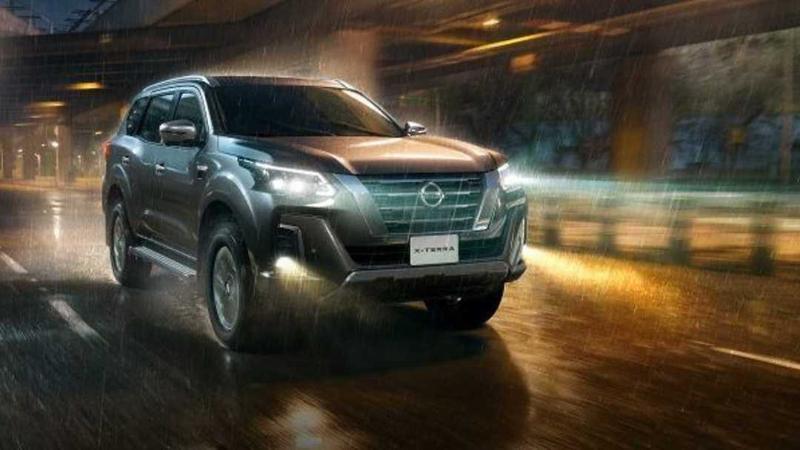 2021 Nissan Terra เผยโฉมรุ่นใหม่จะสู้คู่แข่งอย่าง Toyota Furtuner ได้หรือไม่? 02