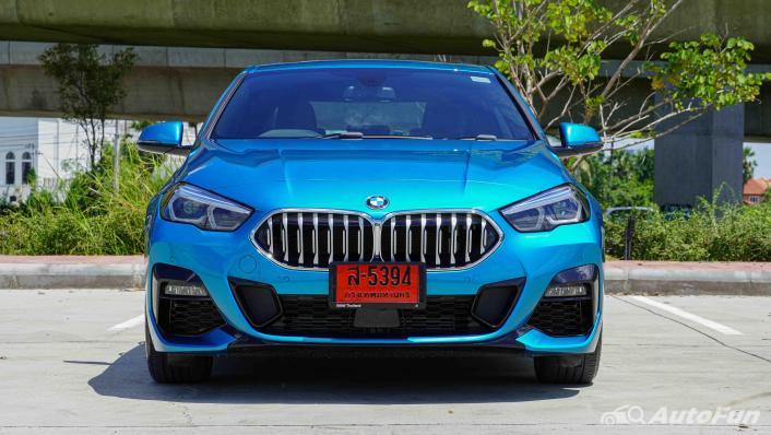 2020 BMW 2-Series-Gran Coupé 1.5 218i M Sport Exterior 002