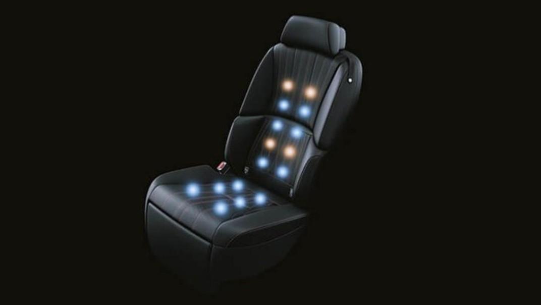 Lexus LS 2020 Interior 015