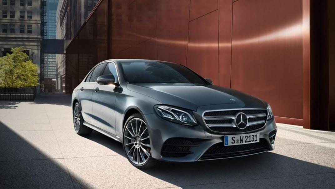 Mercedes-Benz E-Class Saloon 2020 Exterior 013