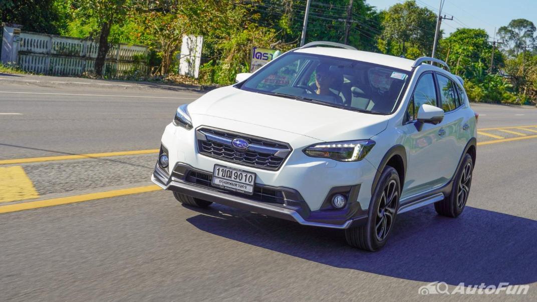 2019 Subaru XV GT Edition Exterior 041