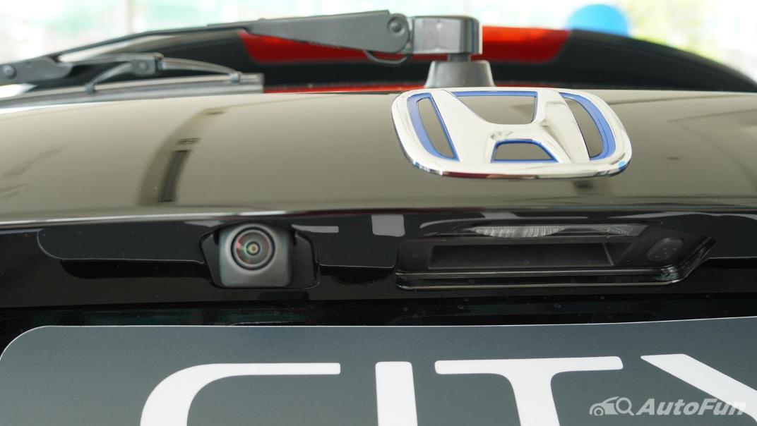 2021 Honda City Hatchback e:HEV RS Exterior 059