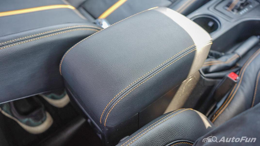 2020 Ford Ranger Double Cab 2.0L Turbo Wildtrak Hi-Rider 10AT Interior 036