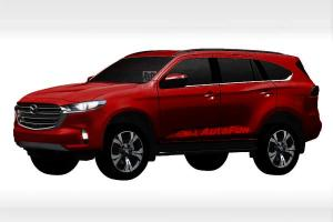 All-new Isuzu MU-X แปลงเป็น Mazda BT-50 PPV เรนเดอร์รถมาสด้าอเนกประสงค์ แค่แปลงหน้าก็หล่อเลย