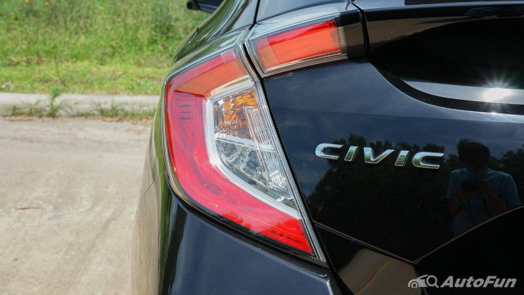 2020 Honda Civic 1.5 Turbo RS Exterior 057