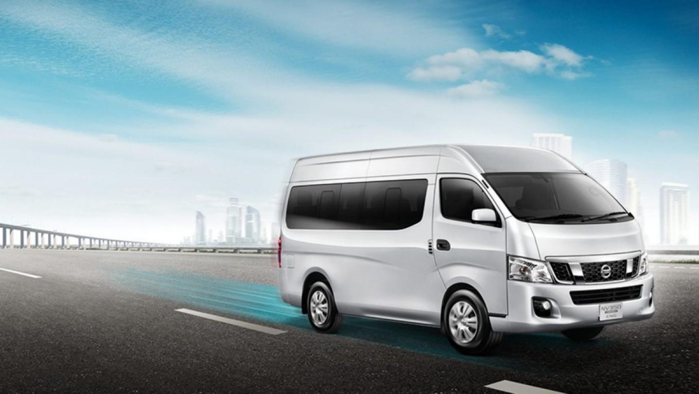 Nissan Urvan 2020 Exterior 001