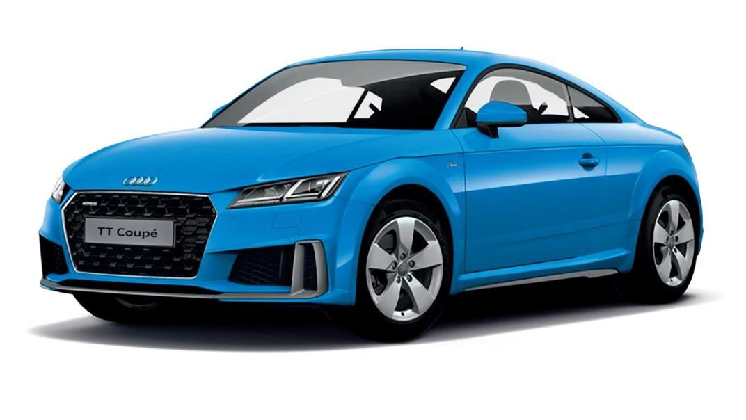 Audi TT Public 2020 Exterior 003