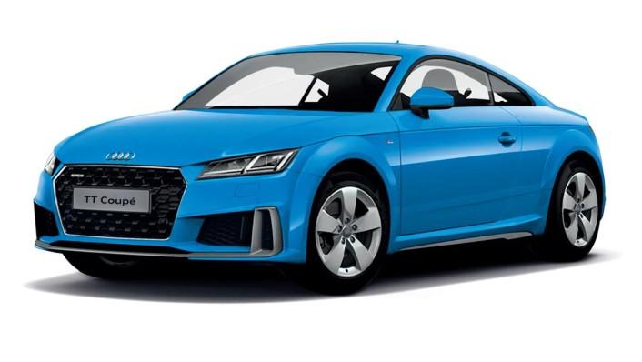 Audi TT 2020 Exterior 003