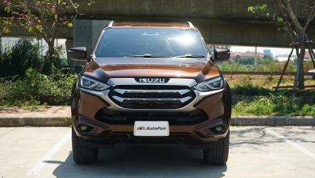 2021 Isuzu MU-X Ultimate 3.0 AT 4x4 ราคารถ, รีวิว, สเปค, รูปภาพรถในประเทศไทย | AutoFun