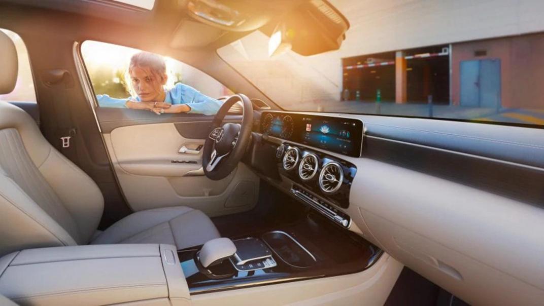 Mercedes-Benz A-Class Public 2020 Interior 002