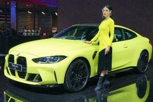 2021 BMW M4 ไอ้จมูกโตขายไทย 10 ล้านบาทมีทอน หรือจะซื้อ BMW M850i แทนดีนะ?