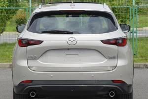 ภาพแรก 2022 Mazda CX-5 โฉมไมเนอร์เชนจ์ เติมความโฉบเฉี่ยว