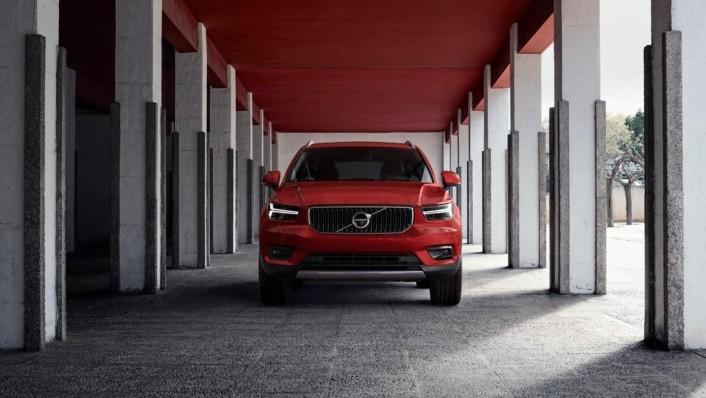 Volvo XC 40 2020 Exterior 007