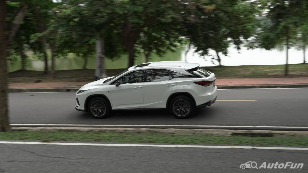 2020 Lexus RX 3.5 350 F Sport Exterior 064