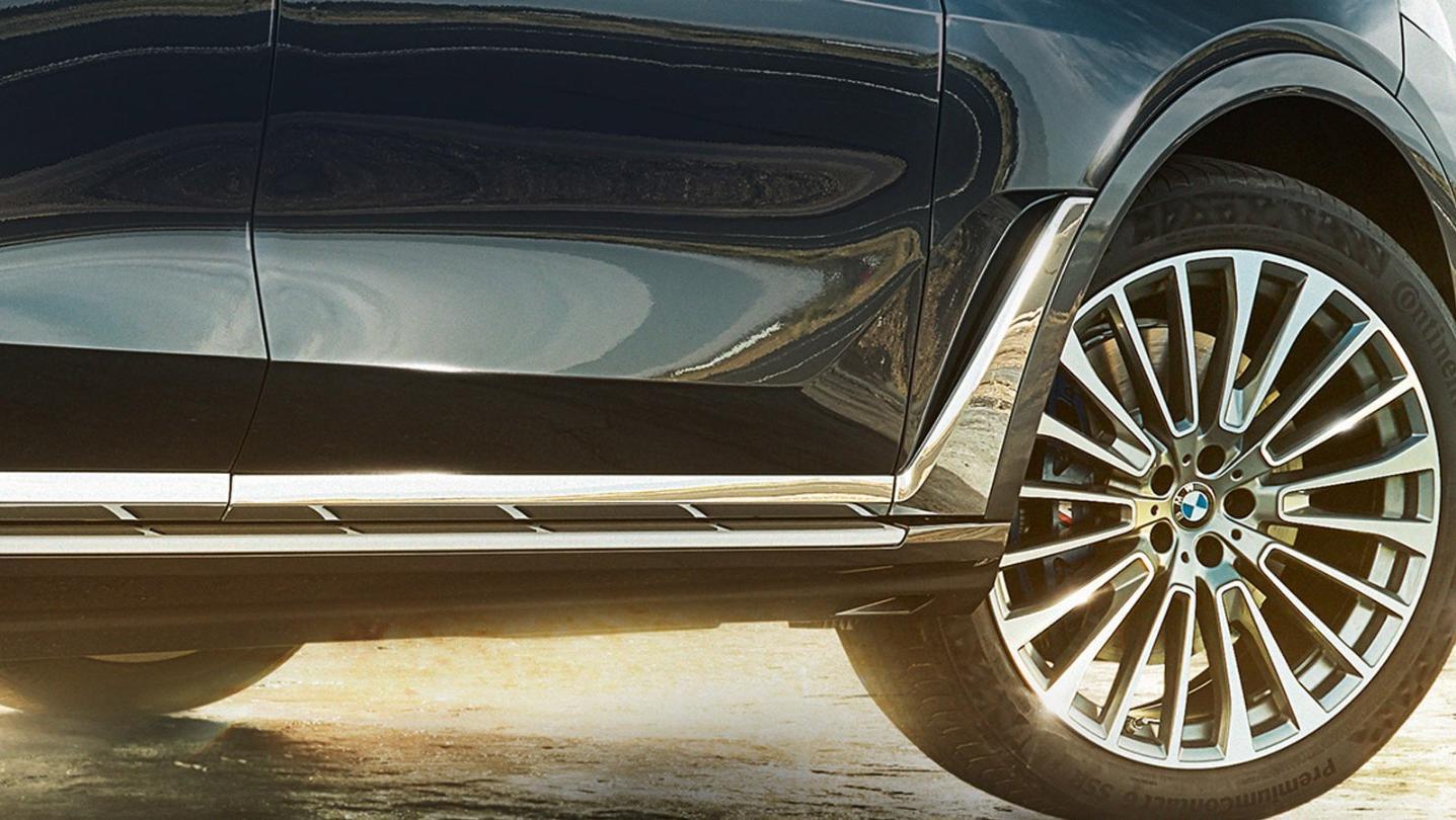 BMW X7 2020 Exterior 006