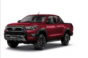 REVIEW: New 2020 Toyota Hilux REVO Rocco แต่งหล่อ พร้อมลุย ราคาวิ่งฉุย 1.239 ล้านบาท