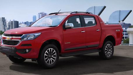 2021 Chevrolet Colorado 2.5 High Country ราคารถ, รีวิว, สเปค, รูปภาพรถในประเทศไทย | AutoFun