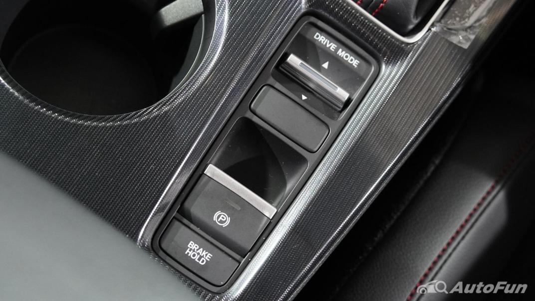2022 Honda Civic RS Interior 109