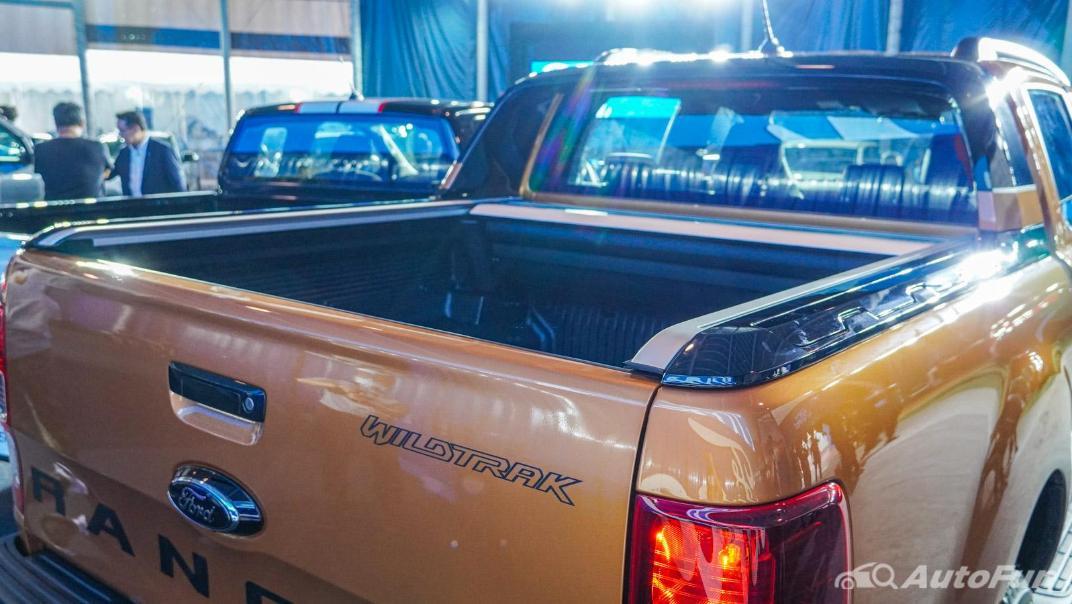 2021 Ford Ranger Wildtrak Exterior 026