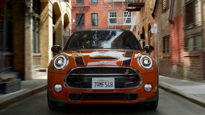 Mini 3-Door-Hatch 2020 Exterior 001
