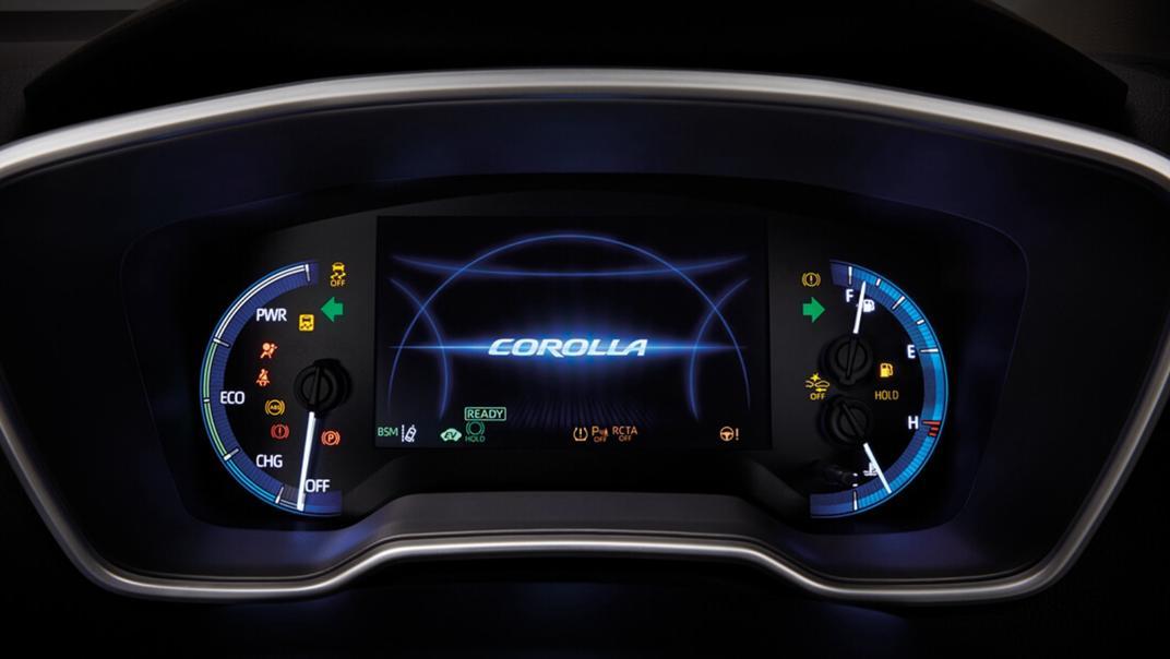 Toyota Corolla Altis 2021 Interior 004
