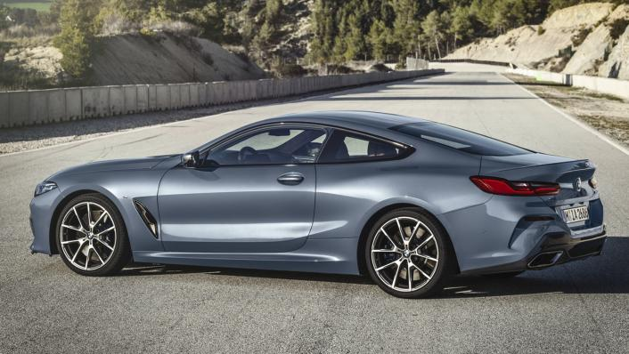 2021 BMW 8 Series Coupe M850i xDrive Exterior 004