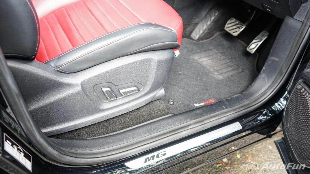 2020 MG HS 1.5 Turbo X Interior 032