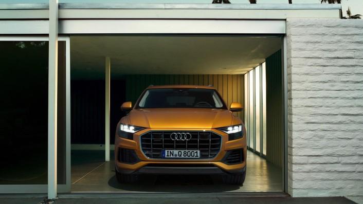 Audi Q8 2020 Exterior 002