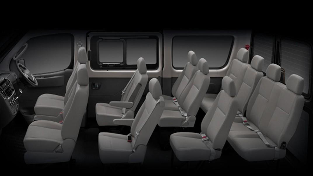 MG V80 2020 Interior 004