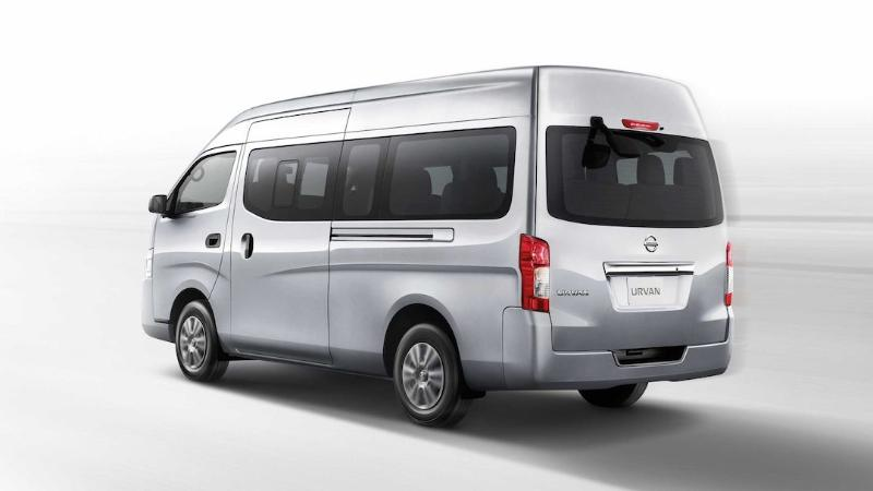 Review: Nissan Urvan รถตู้รุ่นใหม่ ตอบโจทย์ทุกการใช้งาน 02