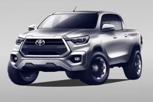 2024 Toyota Hilux Revo ใหม่ใช้แพลตฟอร์มเดียวกับ Tacoma อาจมีหน้าตาแบบนี้!