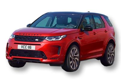 2020 Land Rover Discovery Sport 2.0 SE